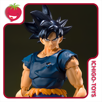 S.H. Figuarts - Son Goku Ultra Instinct Sign Event Exclusive Color Edition - Dragon Ball Super  - Ichigo-Toys Colecionáveis