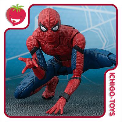 S.H. Figuarts - Spider-Man - Spider-Man: Far From Home  - Ichigo-Toys Colecionáveis