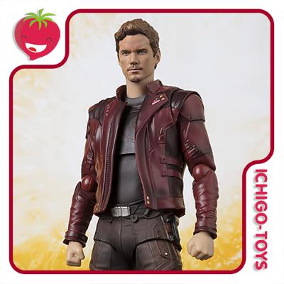 S.H. Figuarts - Star Lord - Avengers: Infinity War  - Ichigo-Toys Colecionáveis