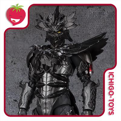 S.H. Figuarts Tamashii Web Exclusive - Crow Amazon - Masked Rider Amazons  - Ichigo-Toys Colecionáveis