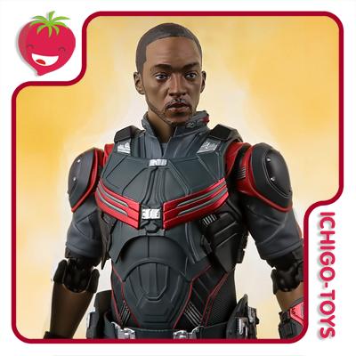 S.H. Figuarts Tamashii Web Exclusive - Falcon - Avengers: Infinity War  - Ichigo-Toys Colecionáveis