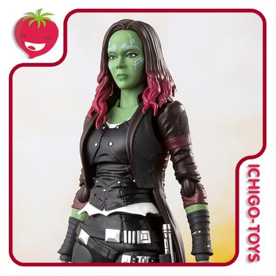 S.H. Figuarts Tamashii Web Exclusive - Gamora - Avengers: Infinity War  - Ichigo-Toys Colecionáveis