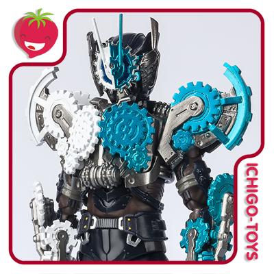 S.H. Figuarts Tamashii Web Exclusive - Hell Bros - Masked Rider Build  - Ichigo-Toys Colecionáveis