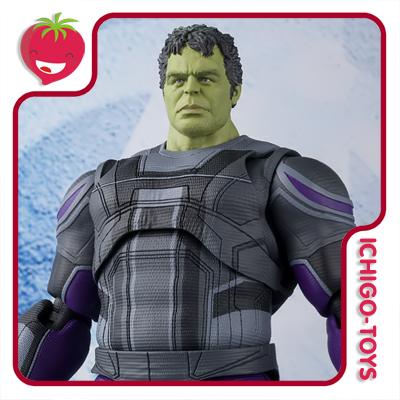 S.H. Figuarts Tamashii Web Exclusive - Hulk Concept Suit - Avengers: End Game  - Ichigo-Toys Colecionáveis