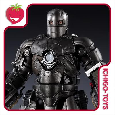 S.H. Figuarts Tamashii Web Exclusive - Iron Man Mark 1 (Birth of Iron Man Edition) - Iron Man  - Ichigo-Toys Colecionáveis