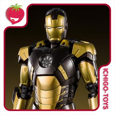 S.H. Figuarts Tamashii Web Exclusive - Iron Man Mark 20 Python - Iron Man 3  - Ichigo-Toys Colecionáveis