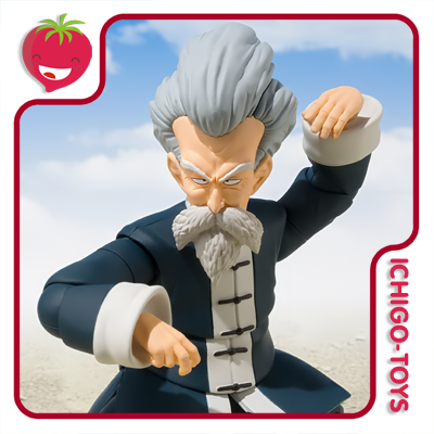 S.H. Figuarts Tamashii Web Exclusive - Juckie Chun - Dragon Ball  - Ichigo-Toys Colecionáveis