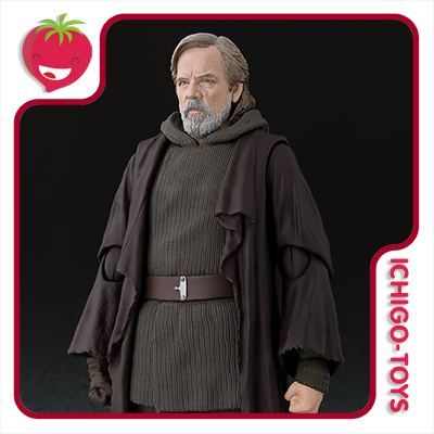 S.H. Figuarts Tamashii Web Exclusive - Luke Skywalker - Star Wars: The Last Jedi  - Ichigo-Toys Colecionáveis