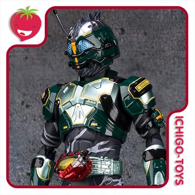 S.H. Figuarts Tamashii Web Exclusive - Masked Rider Amazon Neo Alpha - Masked Rider Amazons  - Ichigo-Toys Colecionáveis