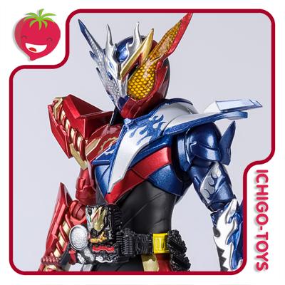 S.H. Figuarts Tamashii Web Exclusive - Masked Rider Build Cross-Z Build Form - Masked Rider Build: Be the One  - Ichigo-Toys Colecionáveis