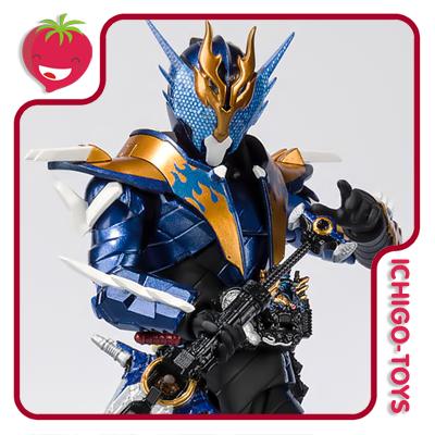 S.H. Figuarts Tamashii Web Exclusive - Masked Rider Cross-Z - Masked Rider Build  - Ichigo-Toys Colecionáveis