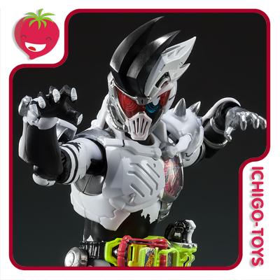 S.H. Figuarts Tamashii Web Exclusive - Masked Rider Genm Zombie Action Gamer Level X-0 - Masked Rider EX-Aid  - Ichigo-Toys Colecionáveis
