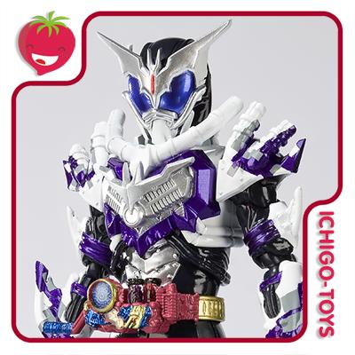 S.H. Figuarts Tamashii Web Exclusive - Masked Rider Mad Rogue - Masked Rider Build  - Ichigo-Toys Colecionáveis