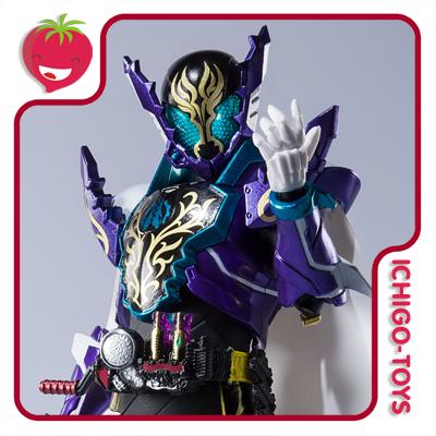 S.H. Figuarts Tamashii Web Exclusive - Masked Rider Prime Rogue - Masked Rider Build  - Ichigo-Toys Colecionáveis