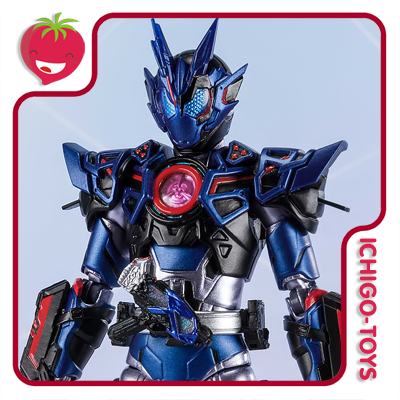 S.H. Figuarts Tamashii Web Exclusive - Masked Rider Vulcan Assault Wolf - Masked Rider Zero-One  - Ichigo-Toys Colecionáveis