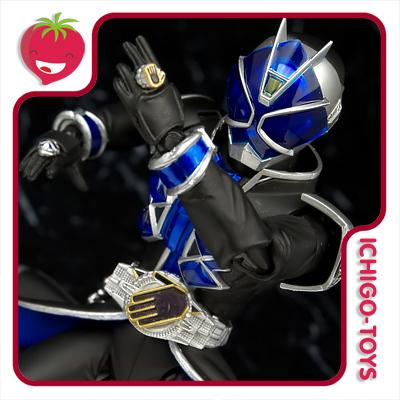 S.H. Figuarts Tamashii Web Exclusive - Masked Rider Water Style - Masked Rider Wizard  - Ichigo-Toys Colecionáveis