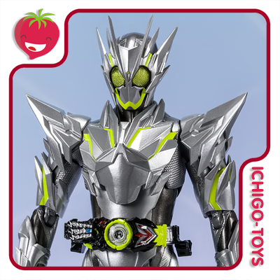 S.H. Figuarts Tamashii Web Exclusive - Masked Rider Zero-One Metalcluster Hopper - Masked Rider Zero-One  - Ichigo-Toys Colecionáveis