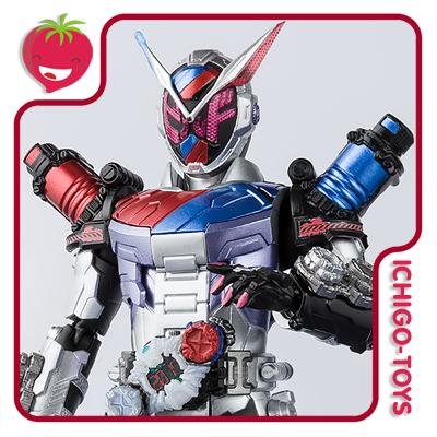 S.H. Figuarts Tamashii Web Exclusive - Masked Rider Zi-O Build Armor - Masked Rider Zi-O  - Ichigo-Toys Colecionáveis