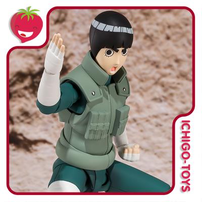 S.H. Figuarts Tamashii Web Exclusive - Rock Lee - Naruto Shippuden  - Ichigo-Toys Colecionáveis