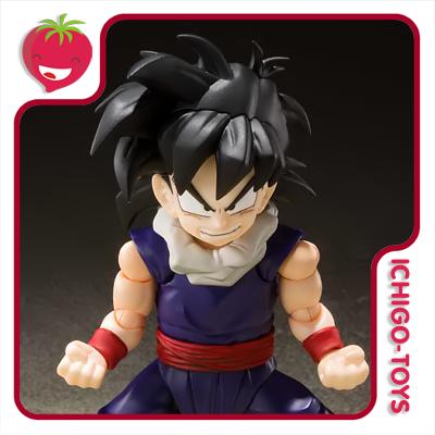 S.H. Figuarts Tamashii Web Exclusive - Son Gohan Kid Era - Dragon Ball Z  - Ichigo-Toys Colecionáveis