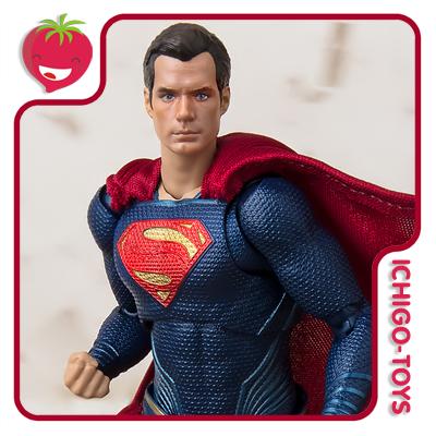 S.H. Figuarts Tamashii Web Exclusive - Superman - Justice League  - Ichigo-Toys Colecionáveis