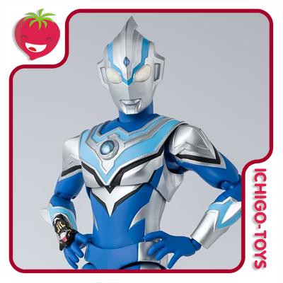 S.H. Figuarts Tamashii Web Exclusive - Ultraman Fuma - Ultraman Taiga  - Ichigo-Toys Colecionáveis
