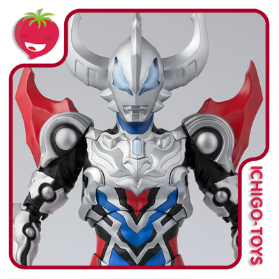 S.H. Figuarts Tamashii Web Exclusive - Ultraman Geed Magnificent - Ultraman Geed  - Ichigo-Toys Colecionáveis