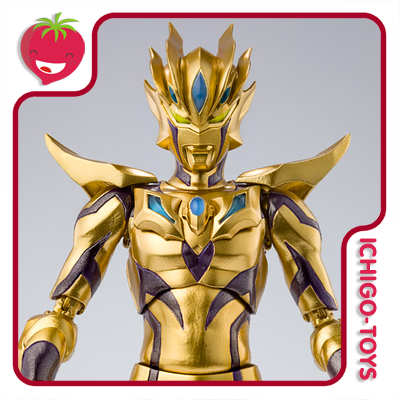 S.H. Figuarts Tamashii Web Exclusive - Ultraman Zero Beyond Galaxy Glitter - Ultraman Ultra Galaxy Fight  - Ichigo-Toys Colecionáveis