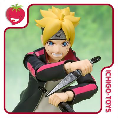 S.H. Figuarts Tamashii Web Exclusive - Uzumaki Boruto - Boruto: Naruto Next Generations  - Ichigo-Toys Colecionáveis