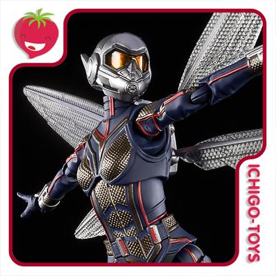 S.H. Figuarts Tamashii Web Exclusive - Wasp - Ant-Man & Wasp  - Ichigo-Toys Colecionáveis