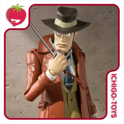 S.H. Figuarts Tamashii Web Exclusive - Zenigata Koichi - Lupin the Third  - Ichigo-Toys Colecionáveis