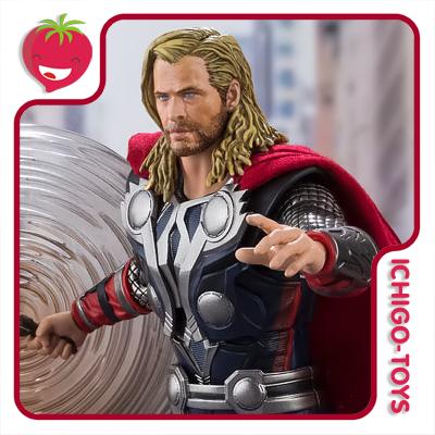 S.H. Figuarts - Thor (Avengers Assemble Edition) - Avengers  - Ichigo-Toys Colecionáveis