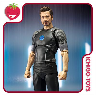 S.H. Figuarts - Tony Stark - Iron Man 3  - Ichigo-Toys Colecionáveis