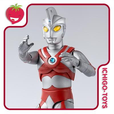 S.H. Figuarts - Ultraman Ace - Ultraman Ace  - Ichigo-Toys Colecionáveis