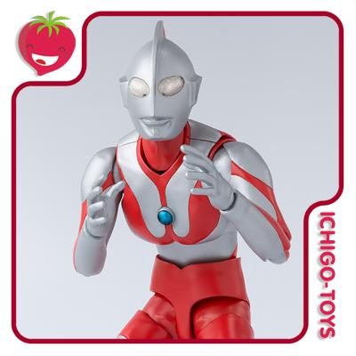 S.H. Figuarts (Best Selection) - Ultraman - Ultraman  - Ichigo-Toys Colecionáveis