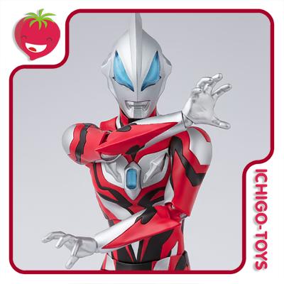 S.H. Figuarts - Ultraman Geed Primitive New Generation - Ultraman Geed  - Ichigo-Toys Colecionáveis