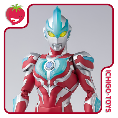 S.H. Figuarts - Ultraman Ginga - Ultraman Ginga  - Ichigo-Toys Colecionáveis