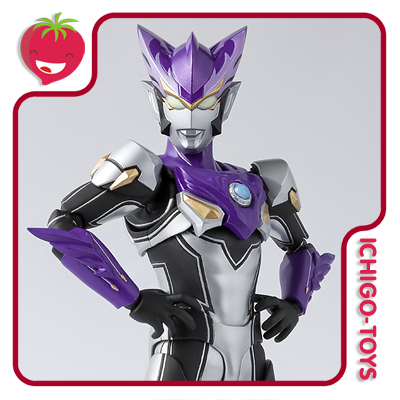 S.H. Figuarts - Ultraman Rosso Wind - Ultraman R/B  - Ichigo-Toys Colecionáveis