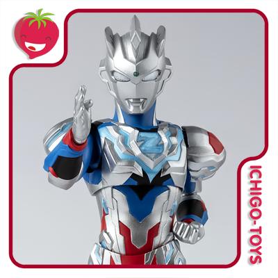 S.H. Figuarts - Ultraman Z Alpha Edge - Ultraman Z  - Ichigo-Toys Colecionáveis