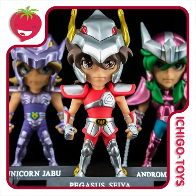 Saint Seiya Kids Nations Series 01  - Ichigo-Toys Colecionáveis