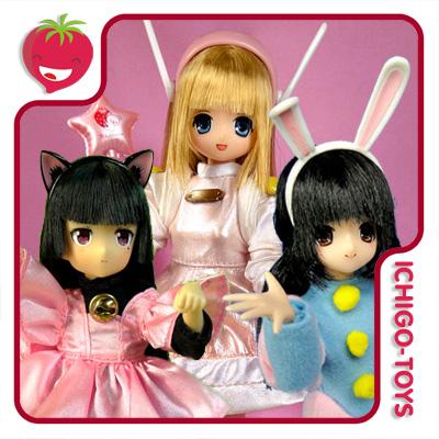 Sakura Cardcaptor - outfits Bandai  - Ichigo-Toys Colecionáveis