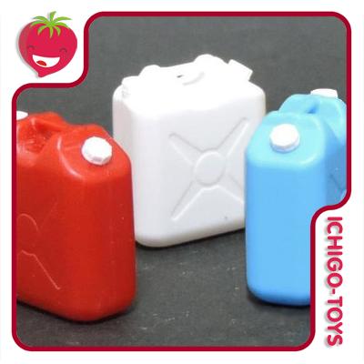 Set de Galões de Combustível - 1/12  - Ichigo-Toys Colecionáveis