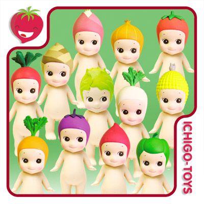 Sonny Angel - Vegetables  - Ichigo-Toys Colecionáveis