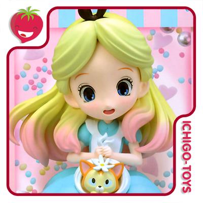 Sprinkles Sugar Disney - Alice - Alice In Wonderland - Pastel ver.  - Ichigo-Toys Colecionáveis
