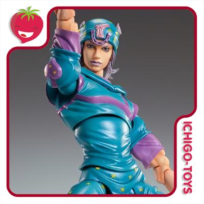 Super Action Statue - Johnny Joestar Second - JoJo