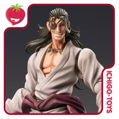 Super Action Statue - Nobunaga Oda - Drifters  - Ichigo-Toys Colecionáveis
