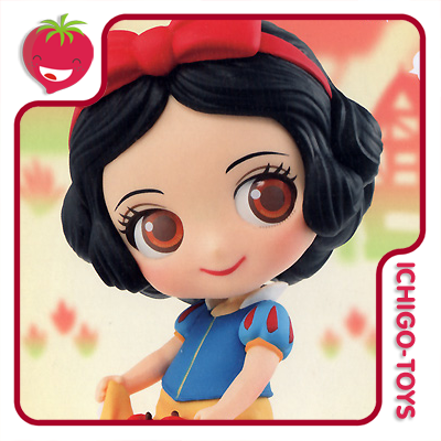 Sweetiny - Snow White And the Seven Dwarfs - Disney Characters - Normal Color  - Ichigo-Toys Colecionáveis