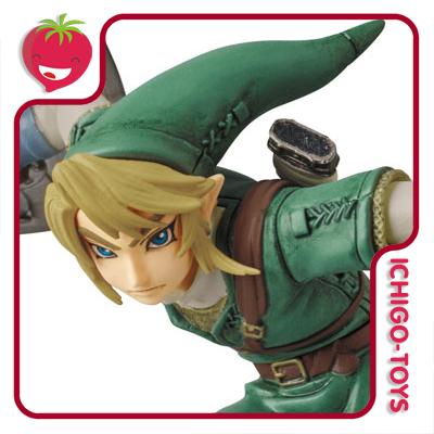 UDF 312 - Link - The Legend of Zelda: Twilight Princess HD  - Ichigo-Toys Colecionáveis