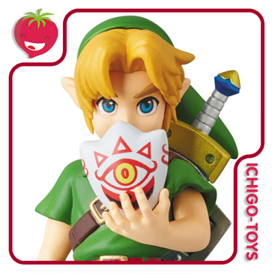 UDF 313 - Link - The Legend of Zelda: Majoras Mask 3D   - Ichigo-Toys Colecionáveis