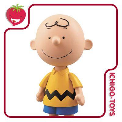 UDF No.160 - Charlie Brown - Peanuts / Snoopy  - Ichigo-Toys Colecionáveis
